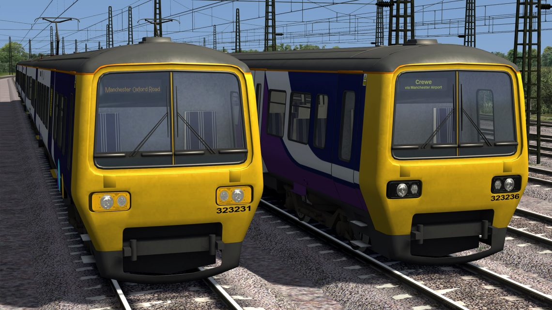 Class 323 Northern Destinations Update