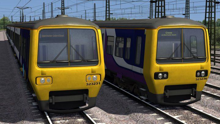 Class 323 Northern Destinations Update