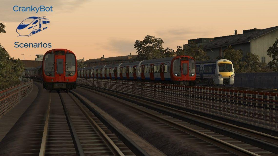 [CB] 2G48 16:56 London Marylebone – Gerrards Cross