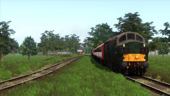 The Llandriath Railway V2 (Llandyfi Extension)