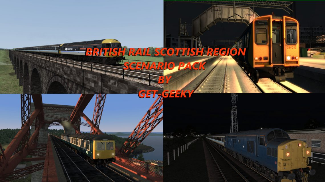 British Rail – Scottish Region Scenario Pack