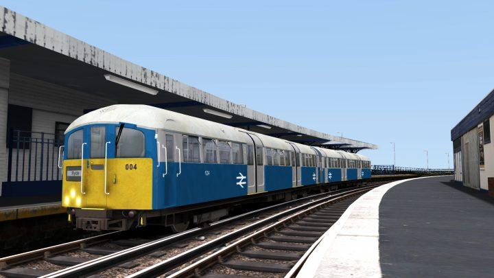 BR Blue Class 483 *UPDATED*