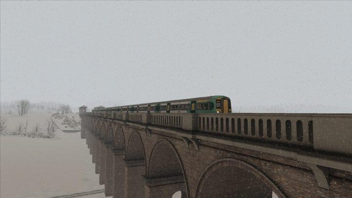 1A16 1503 London Victoria to Brighton