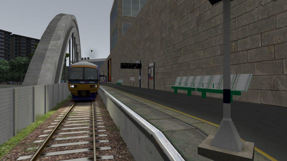(JT) The Hedborough Shuttle