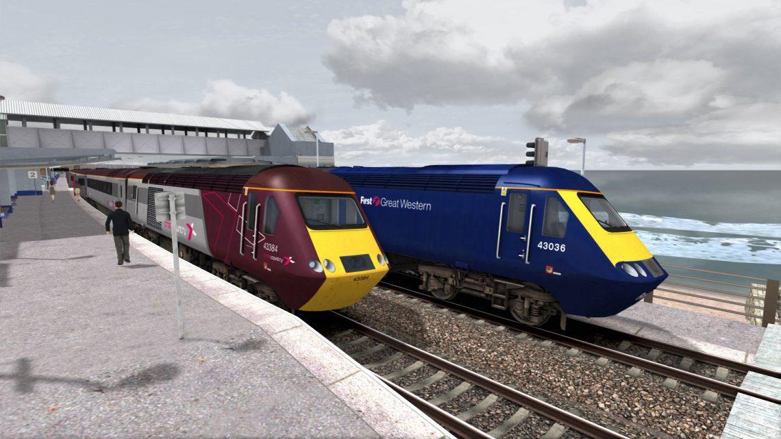 [1V52] Glasgow Central to Paignton | Class 43 MTU
