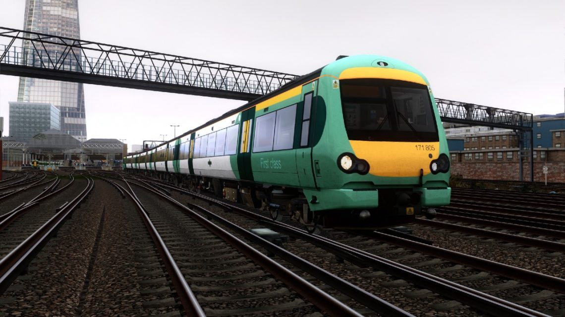 1E29 1500 London Bridge to Uckfield