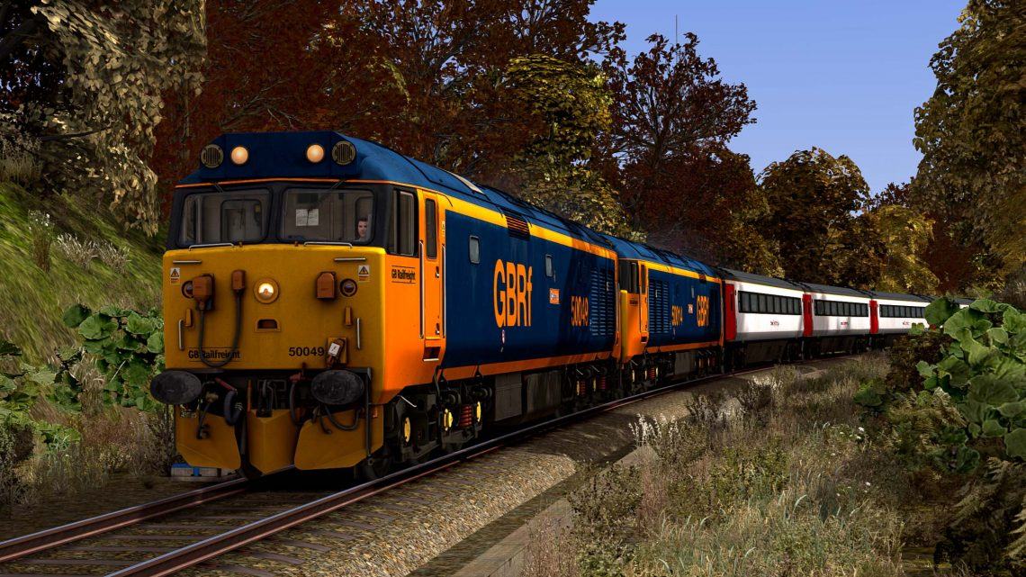 5Z87 1012 Barrow Hill L.I.P. to Bishop Auckland West