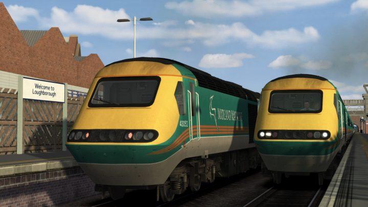 1D52 17:40 London St Pancras to Leeds
