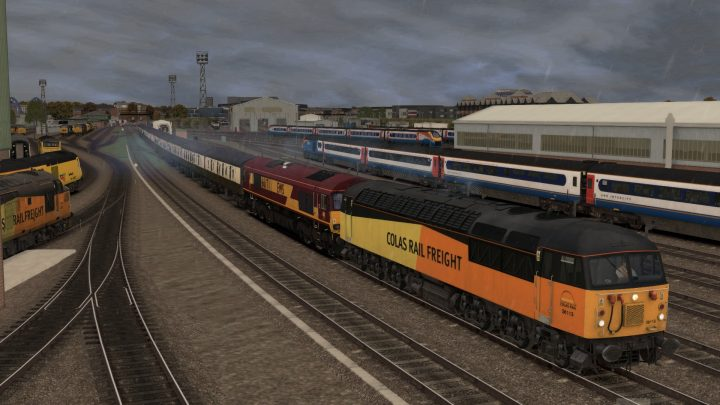 (12 Days of Scenarios) 1Z25 04:52 Trowbridge-Roxby Gullet