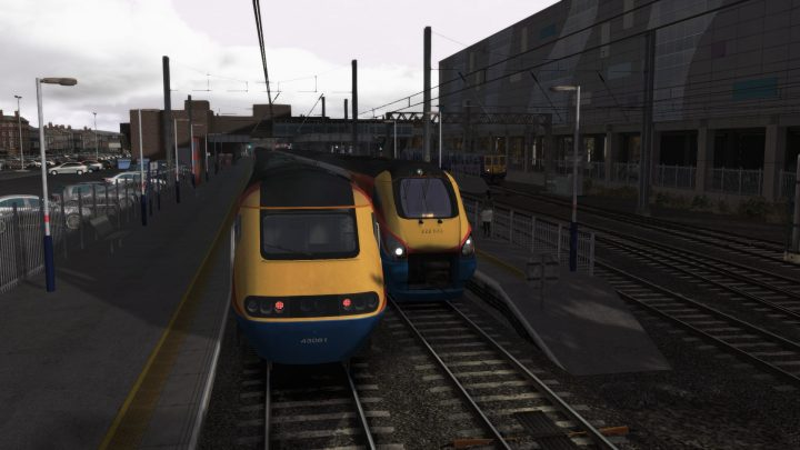 (12 Days of Scenarios) 1Z43 07:38 London St Pancras-York