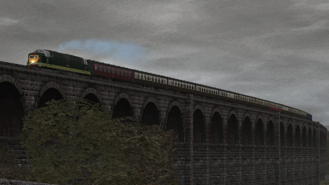 (12 Days of Scenarios) 1Z55 07:00 Crewe-Carlisle