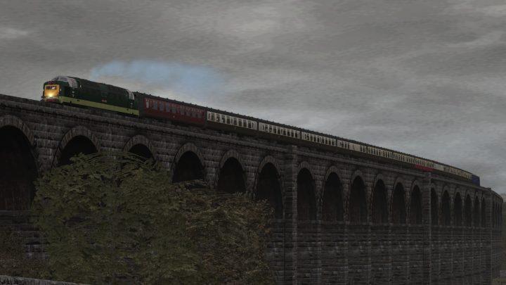 (12 Days of Scenarios) 1Z55 07:00 Crewe-Carlisle