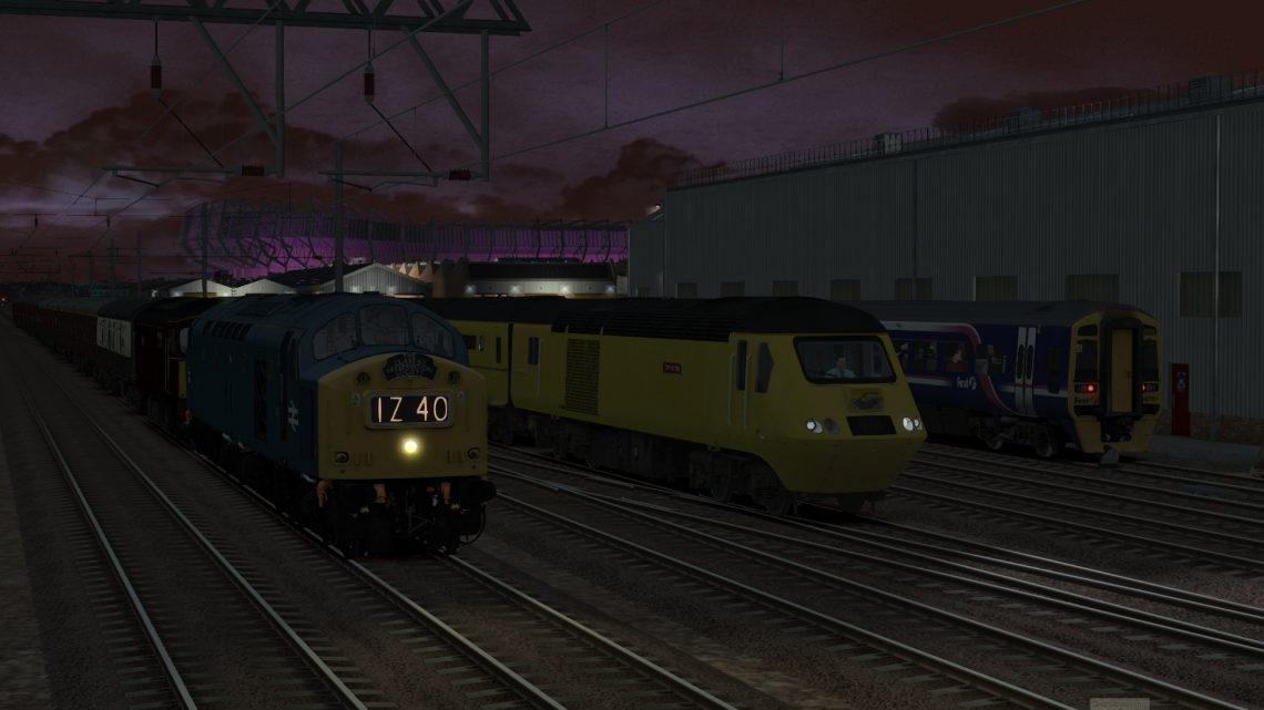 (12 Days of Scenarios) 1Z40 05:47 Linlithgow-Lincoln Central