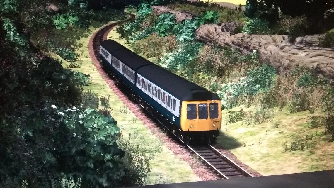 (RP) DMU Day on the East Somerset Railway (FICTIONAL)