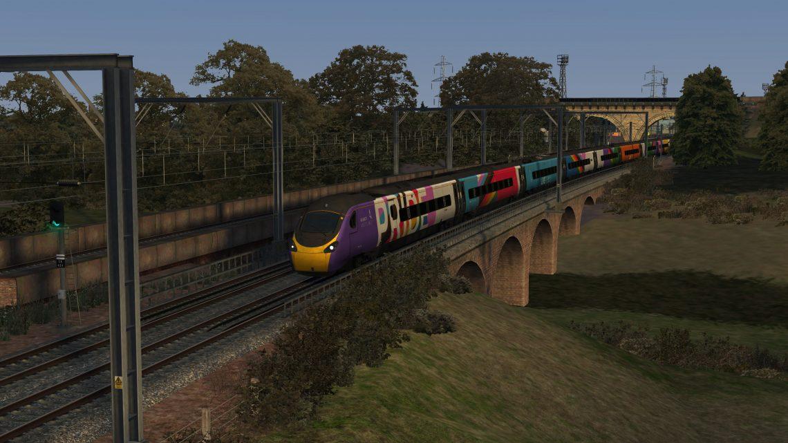 9M50 To London Euston