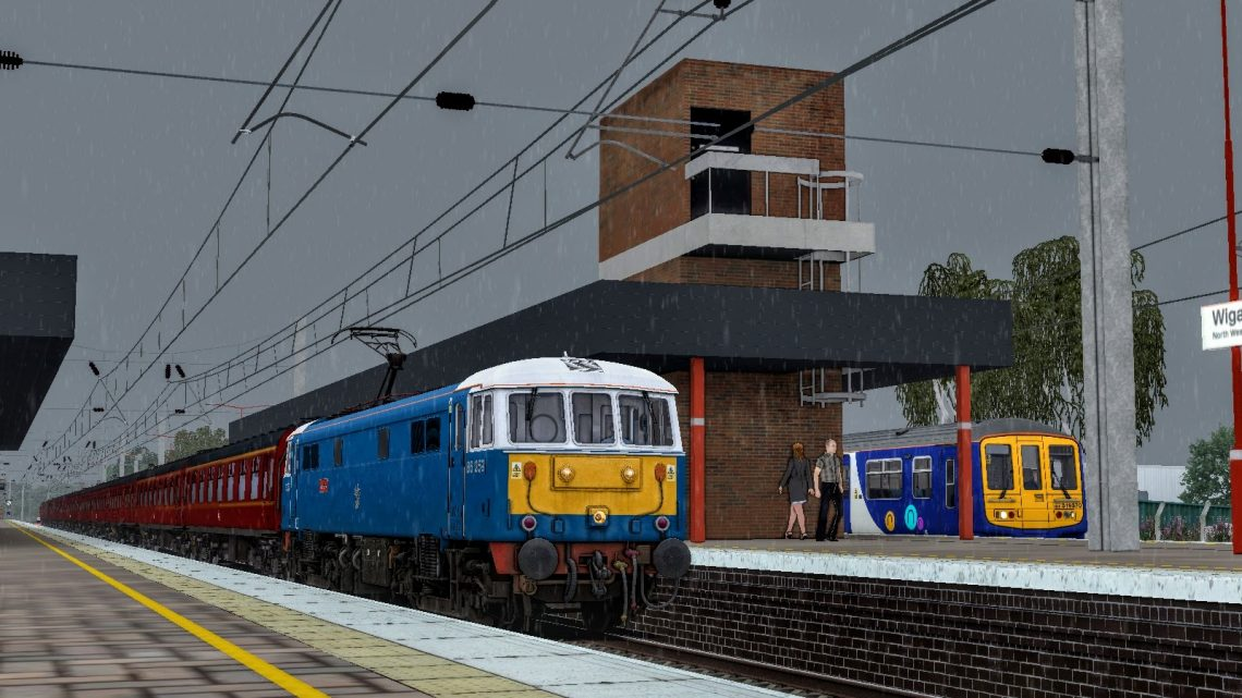 [SC] 1Z86 London Euston – Carlisle