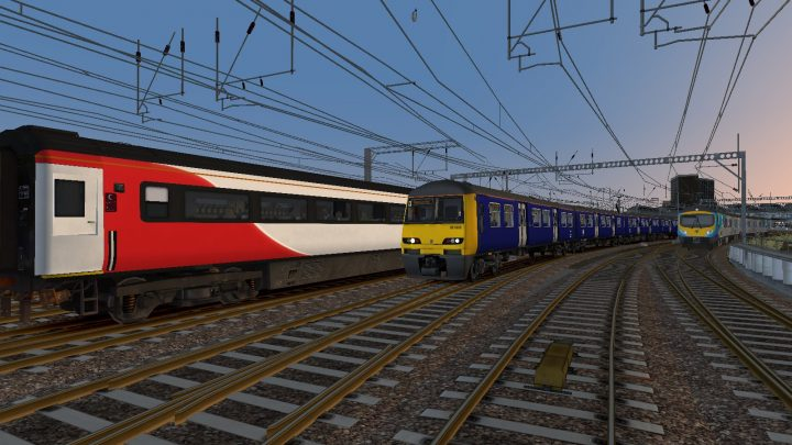 [TK] 5B03/2B03 ~ 321 Leeds-Doncaster Stopper