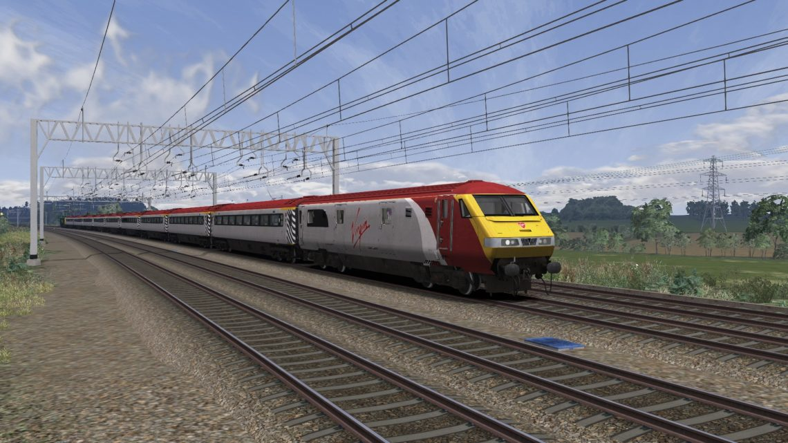 1Z29 Liverpool to London Footex Special