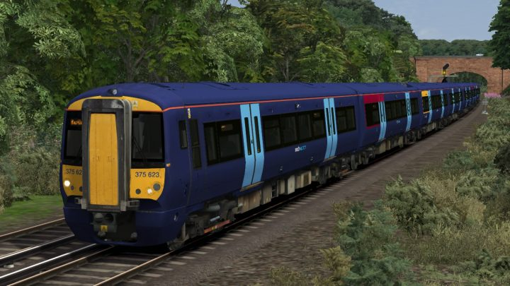 1H22 09:15 London Charing Cross to Hastings