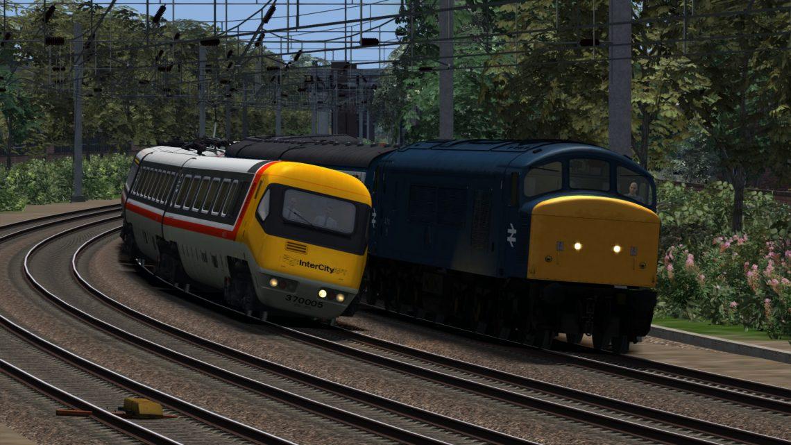1Z25 13.42 Crewe – Preston (1982)