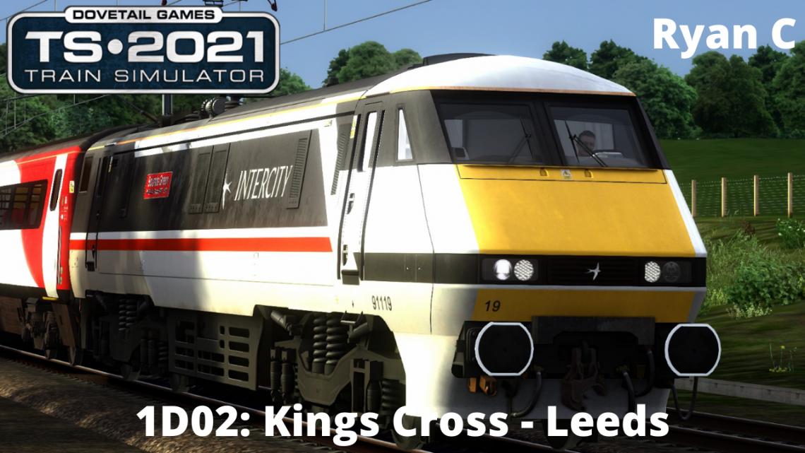 1D02: Kings Cross – Leeds