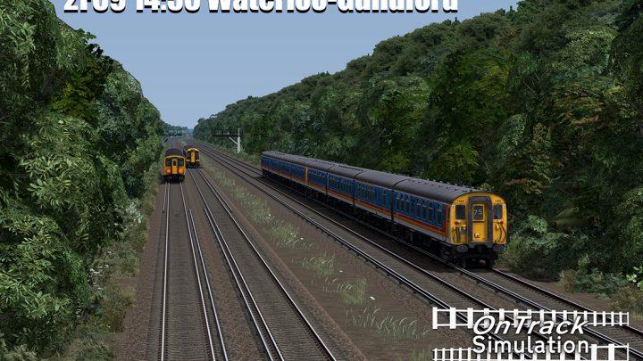 [OTS] 2F69 14:56 London Waterloo-Guildford