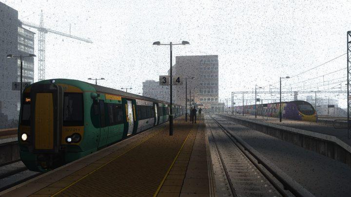 [BT] 2C07 0659 Watford Junction to London Euston