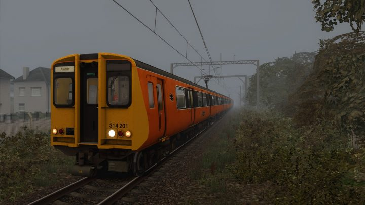 [BT] 2E58 0738 Balloch to Airdrie