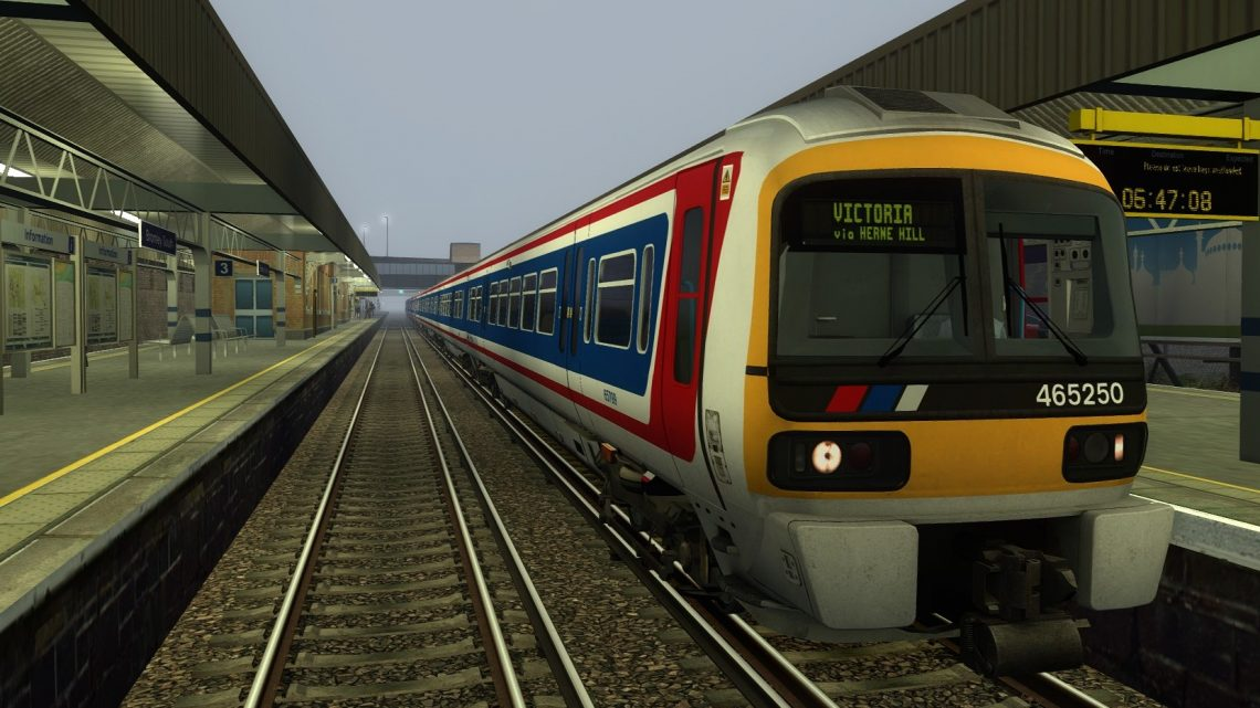 [BT] 2D16 0649 Bromley South to London Victoria