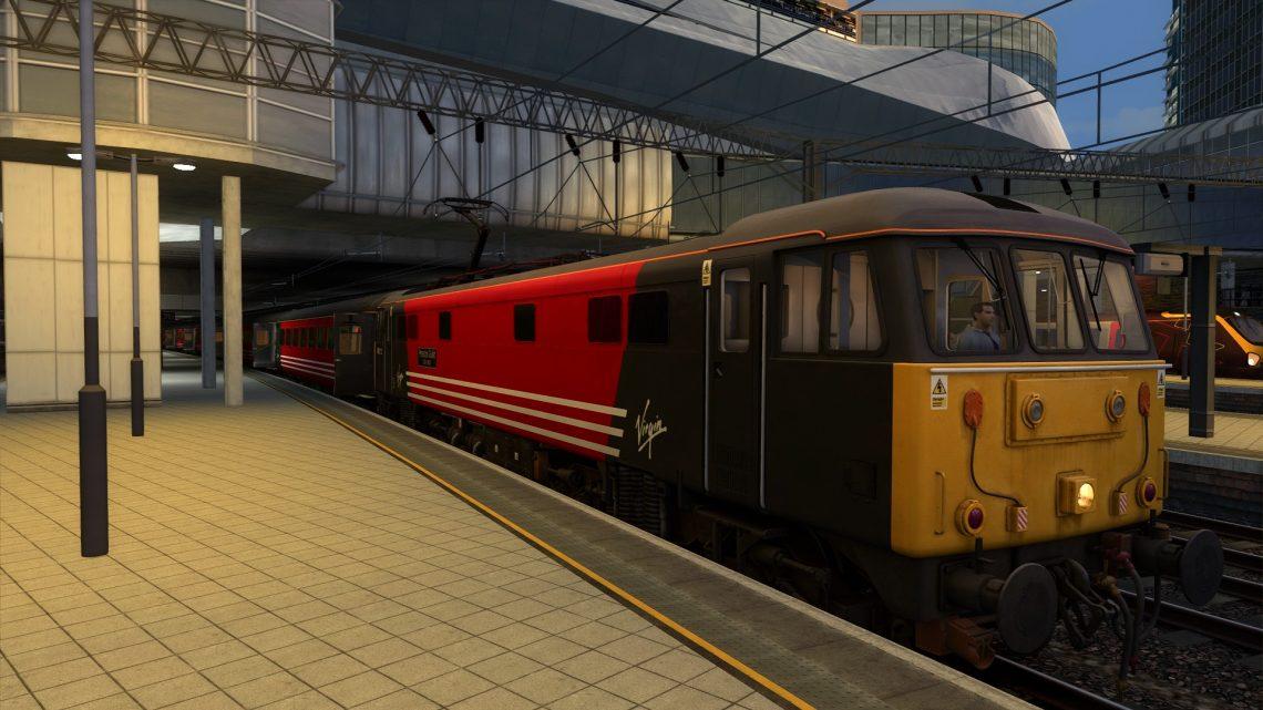 [BT] 9S93 1643 London Euston to Edinburgh