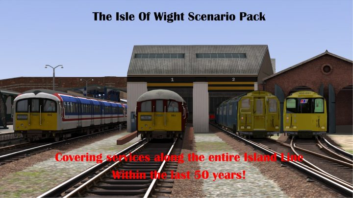 The Isle Of Wight Scenario Pack