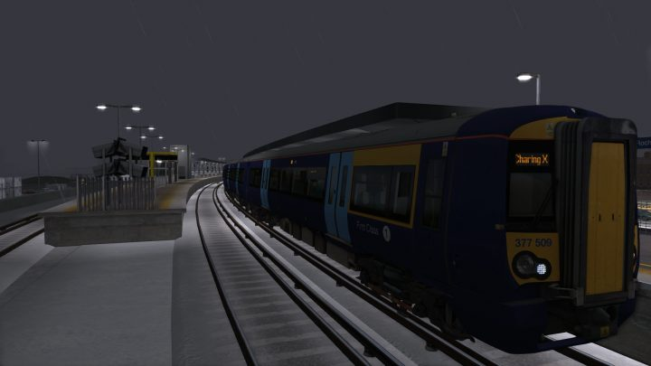 [CPS] 07:23 1K09 Gillingham to Charing Cross