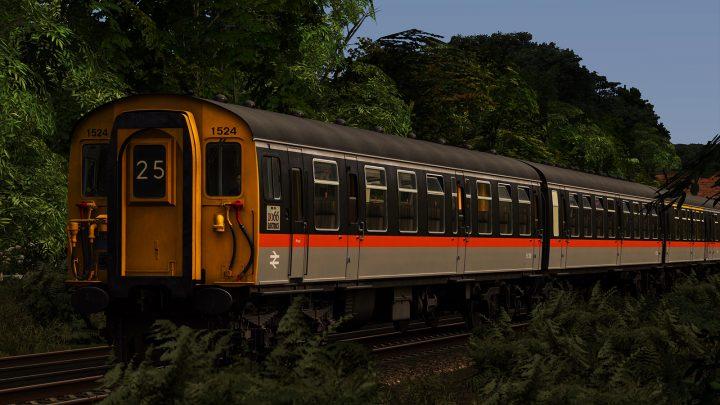 2H05 0732 Tonbridge – Hastings (1988)