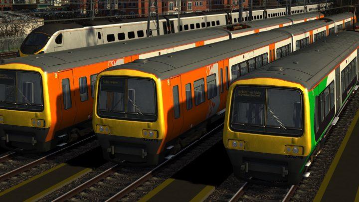 Class 323 LM/WMR Destinations