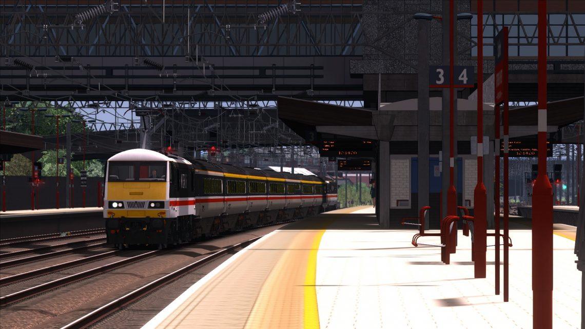 1Z90 – Birmingham Surroundings To Preston (2021)