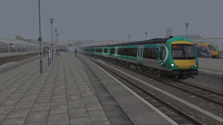 1M68: 15:49 Birmingham New Street – Nottingham (XC 2008)