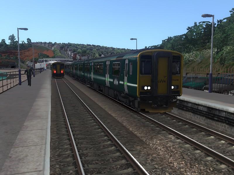 Riviera Line : Scenario Pack