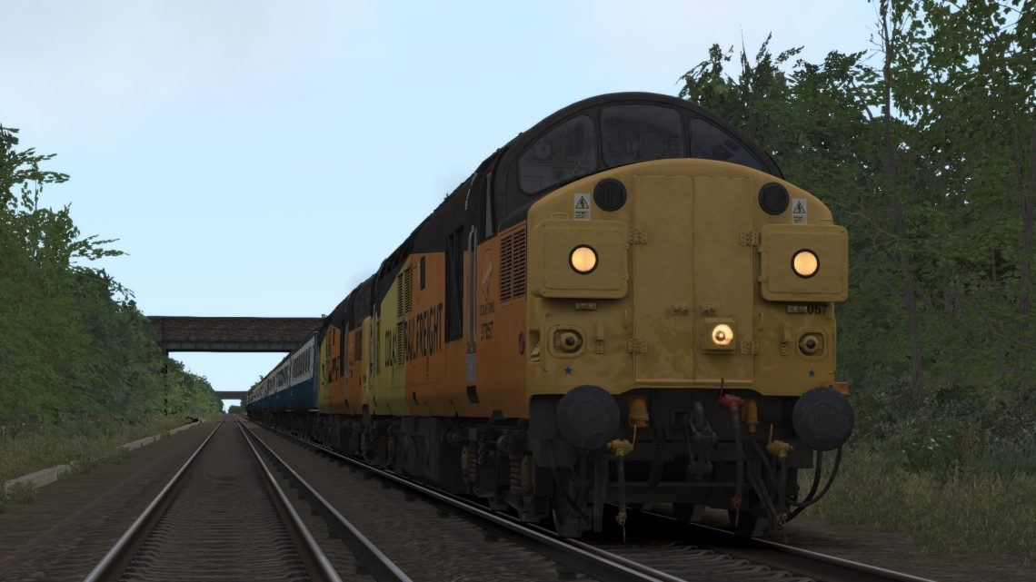 Colas RailFreight 37057