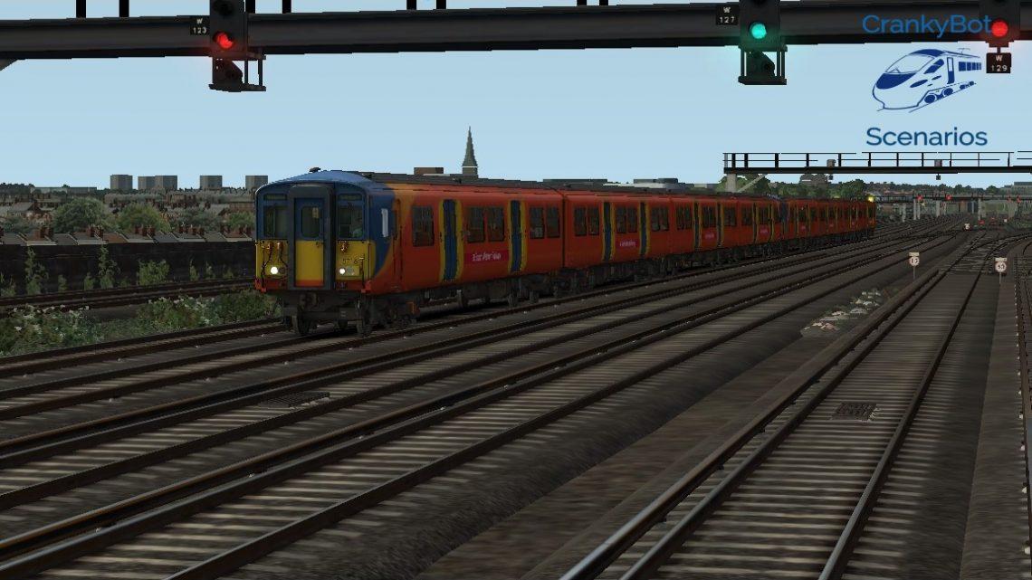 [CB] 2M12 07:08 Chessington South – London Waterloo