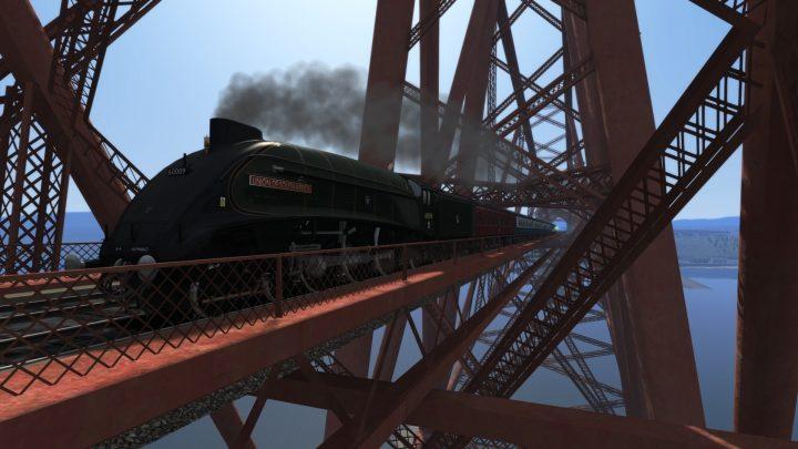[GG-RT] Forth Bridge Centennial Rail Tour (1990)