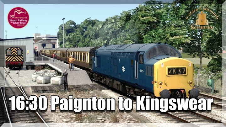 G.G.S. 16:30 Paignton to Kingswear