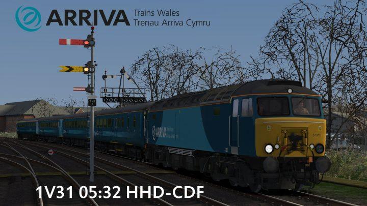 1V31 05:32 HHD-CDF