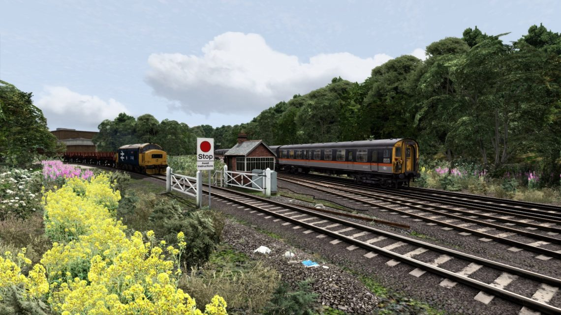 [1H38] London Charing Cross to Hastings | Class 411 (4-CEP)