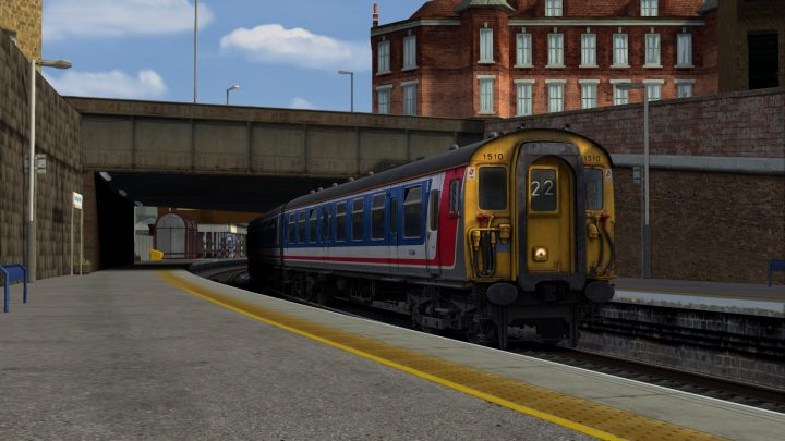 [KL 1998] 08:15 London Charing Cross to Hastings