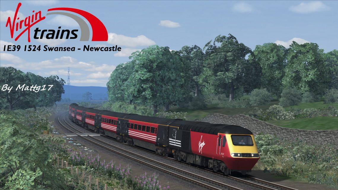 1E39 15:24 Swansea – Newcastle (2002)