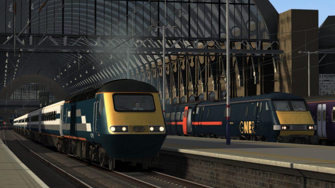 1N02 07:30 London Kings Cross to Newcastle