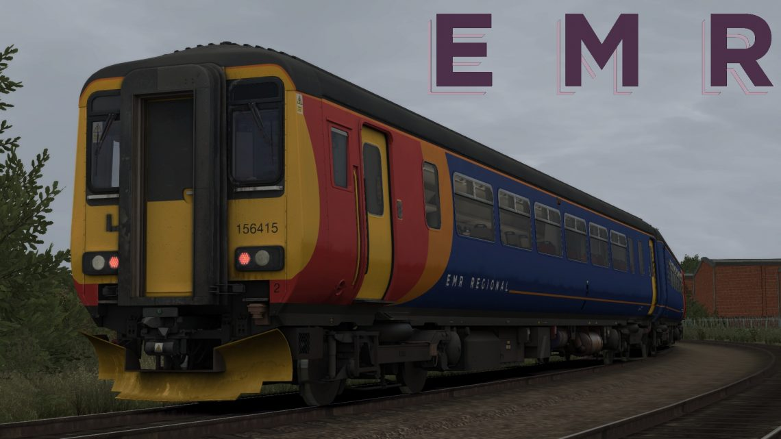 1P99 16:27 Derby to Kettering