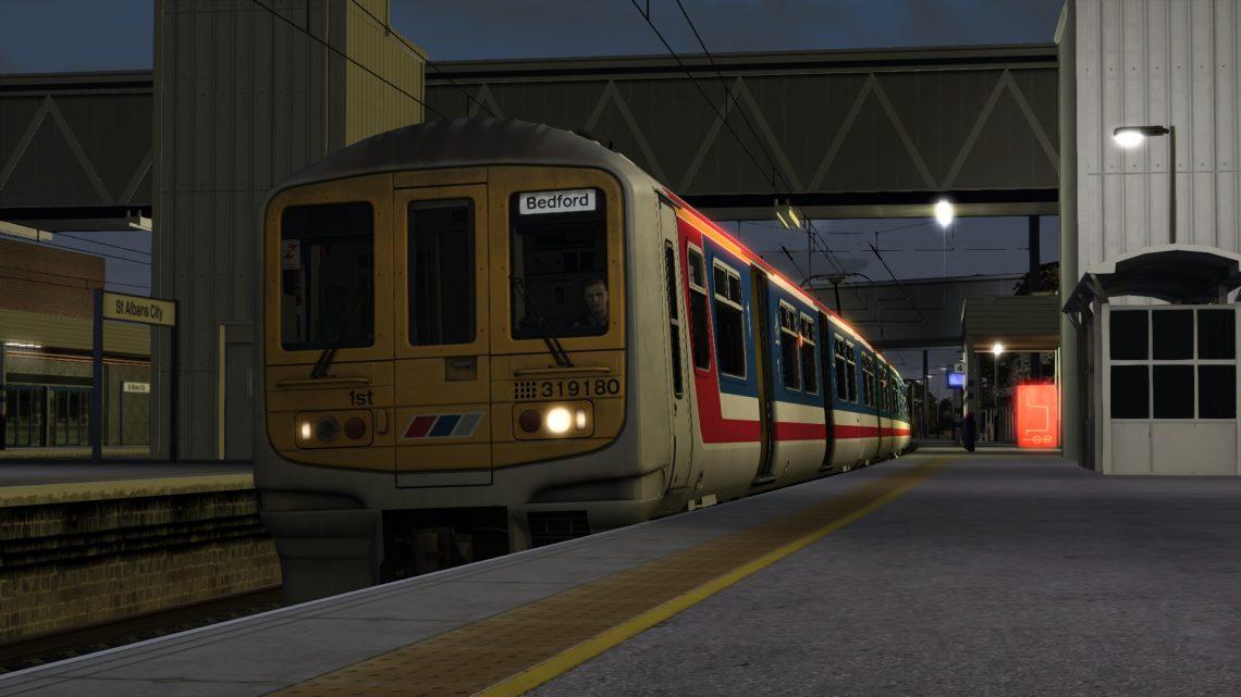 2G78 18:43 London St Pancras to Bedford