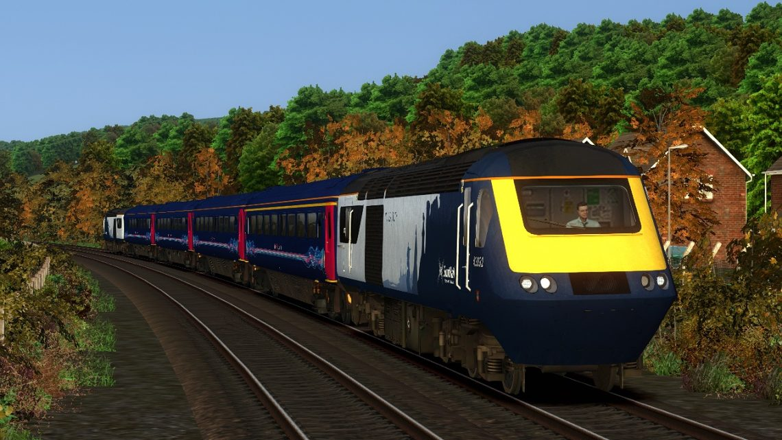 Fife Circle Line Scenario Pack (2015-2019) *SUBSCRIPTION ONLY*