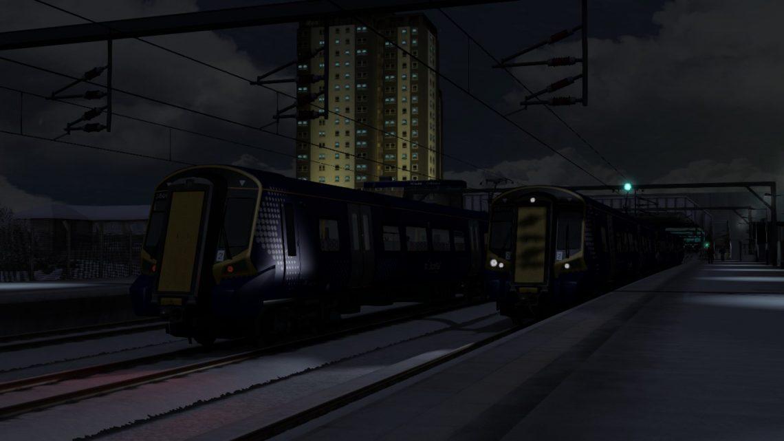 2G80 1908 Gourock – Glasgow Central